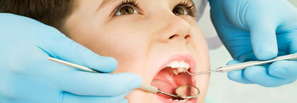 Dental Fillings El Paso Kid Procedure