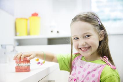 kids first dental visit
